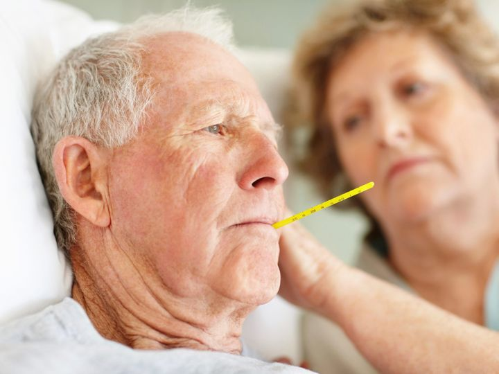 Influenza affects the whole population but the highest rates of complications and mortality are observed in the elderly.