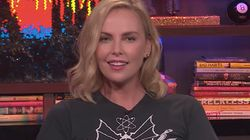 Charlize Theron Opens Up On Her Same-Sex Sexual