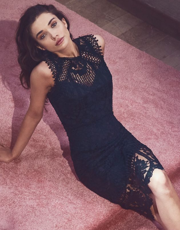 Amy Jackson On Her Collaboration With Lipsy And Why Victoria Beckham Is Her Style