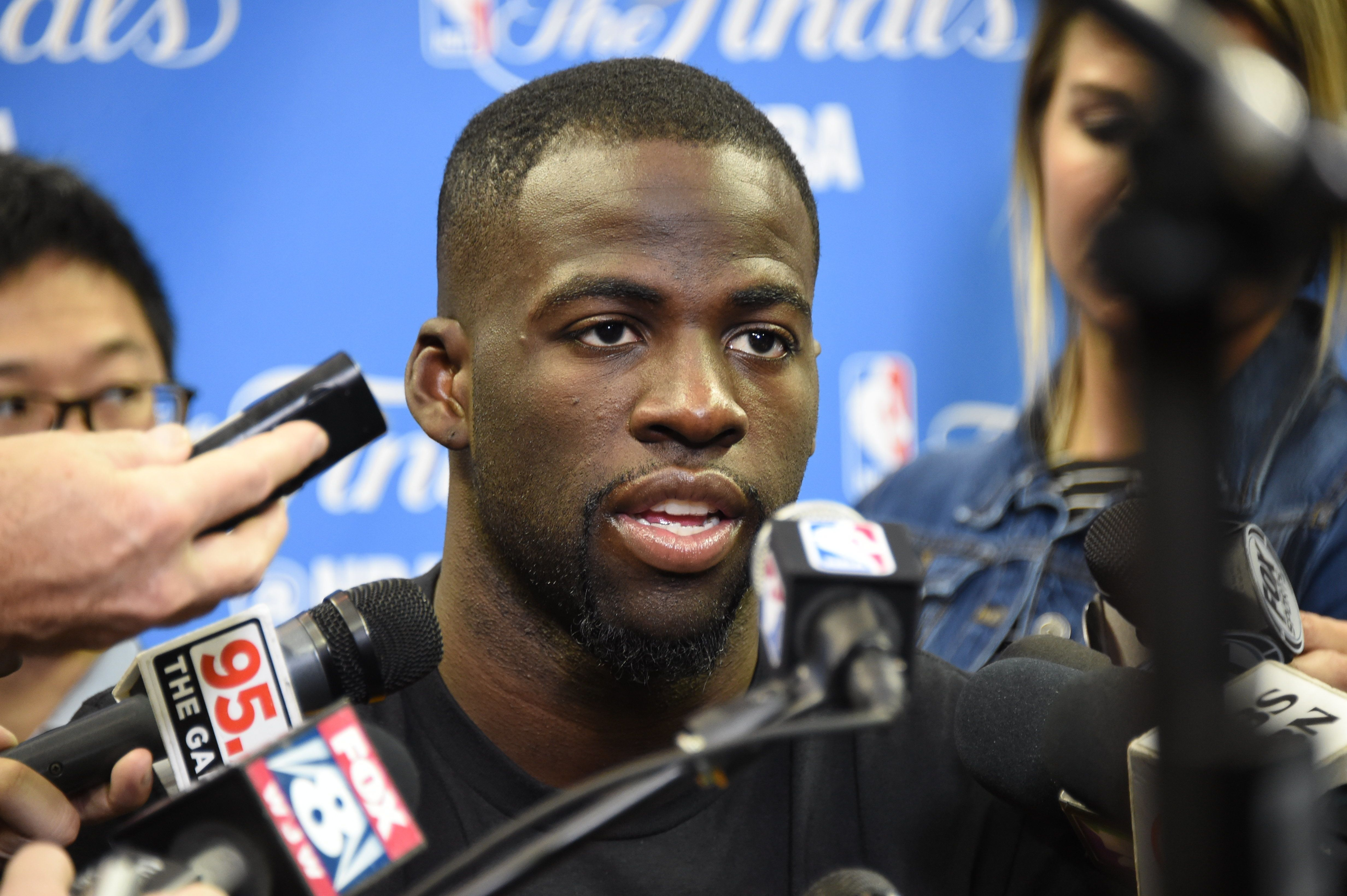 Former MSU football player Jermaine Edmondson suing Draymond Green
