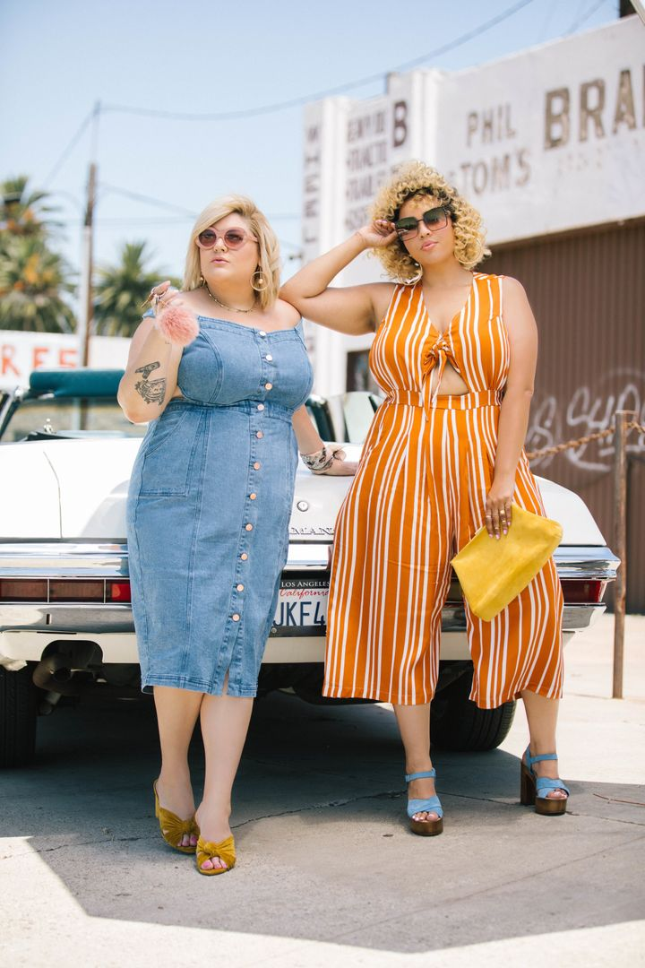 Two Of The First Plus-Size Bloggers Just Launched A New Clothing Line