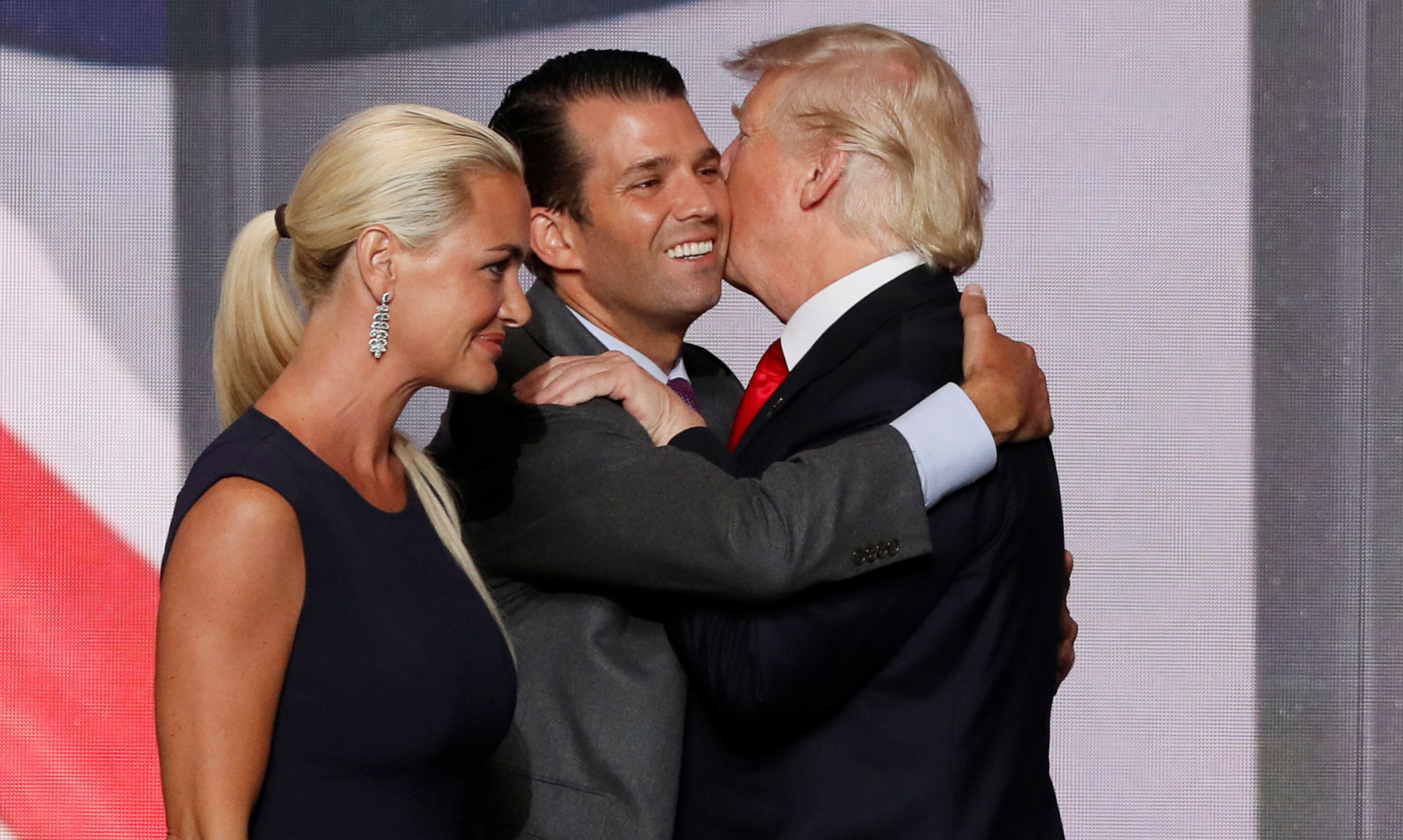 It'd Be Easy For Trump To Pardon His Family Members. He Could Even Tweet