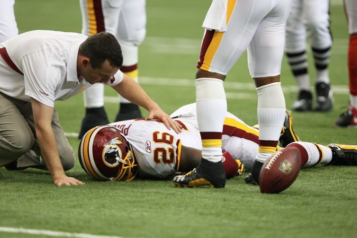 Researchers believe repeated hits to the head, whether concussive or sub-concussive, can cause chronic traumatic encepha