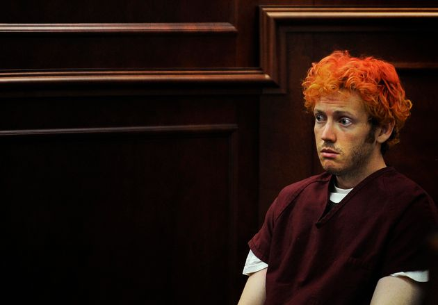 James Holmes killed 12 people in a mass shooting at a midnight screening of The Dark Knight Rises...