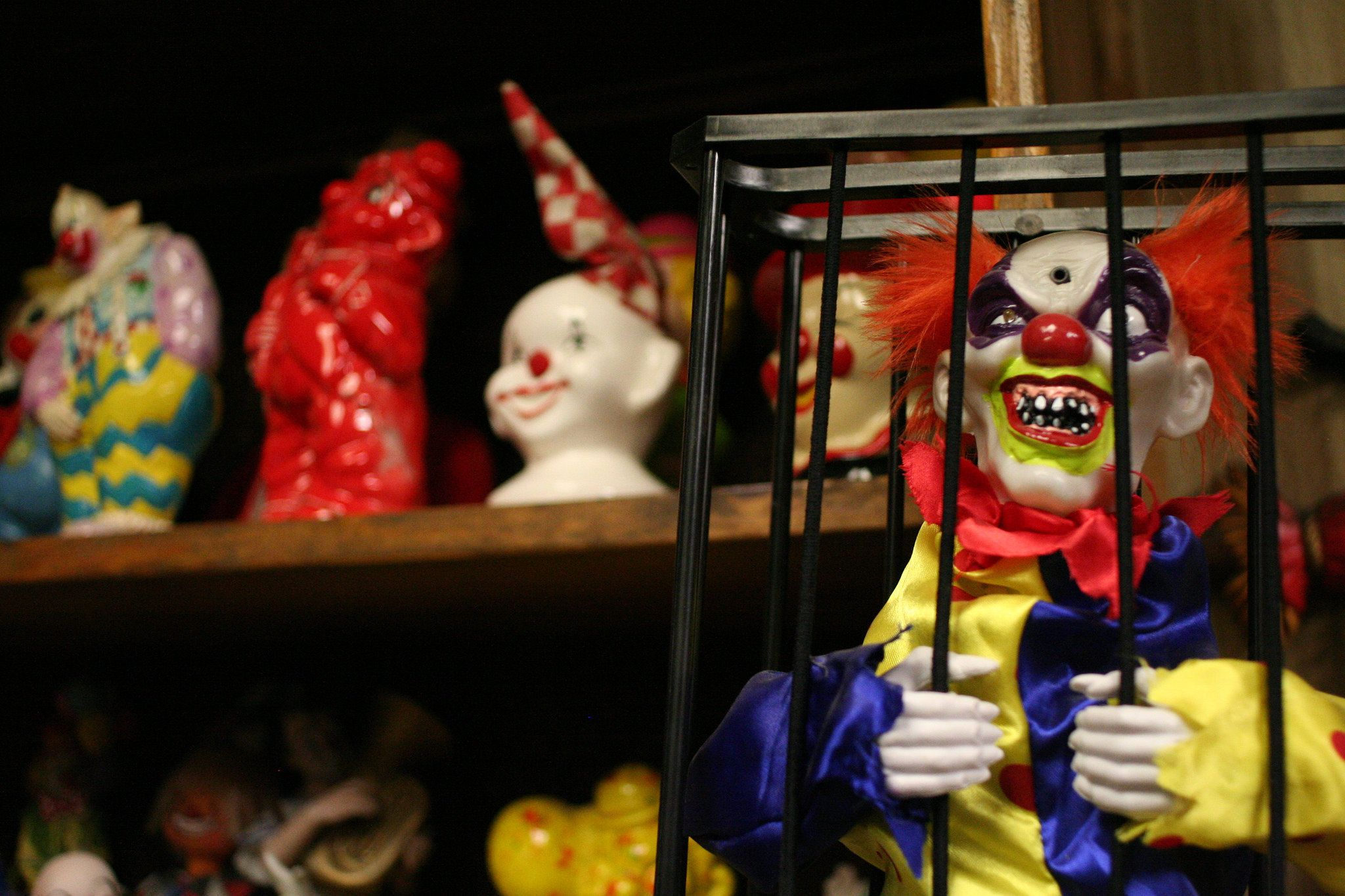 This Creepy Clown Motel in Nevada Is up for Sale