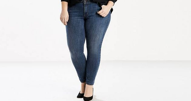Levi's is one of several retailers creating quality denim jeans and shorts for plus-size shoppers. Check...