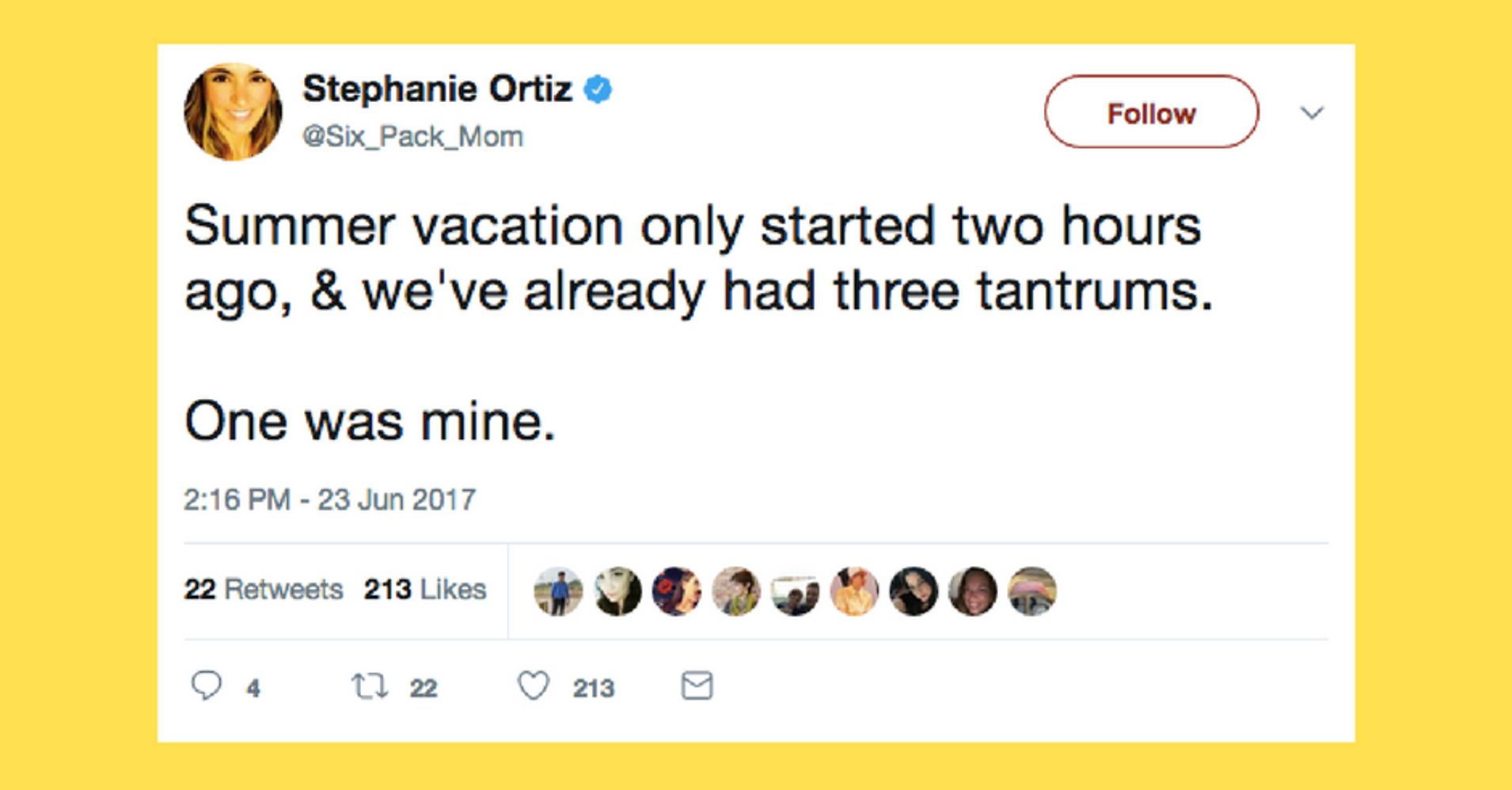Hilarious Tweets That Accurately Describe Summer Break For - The 20 funniest tweets from parents since 2017