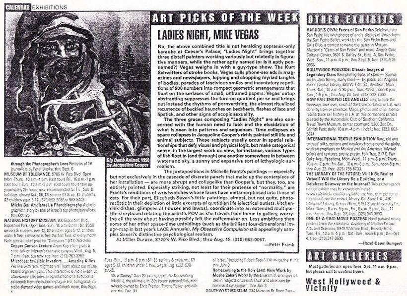 The LA Weekly chooses Mike Vegas as their coveted <em>Pick of the Week</em>.
