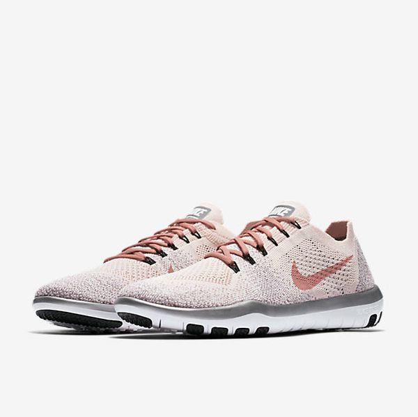 "Millennial pink everything -- down to your feet. <a href=""https://store.nike.com/us/en_us/pd/free-focus-flyknit-2-chrome-blus"
