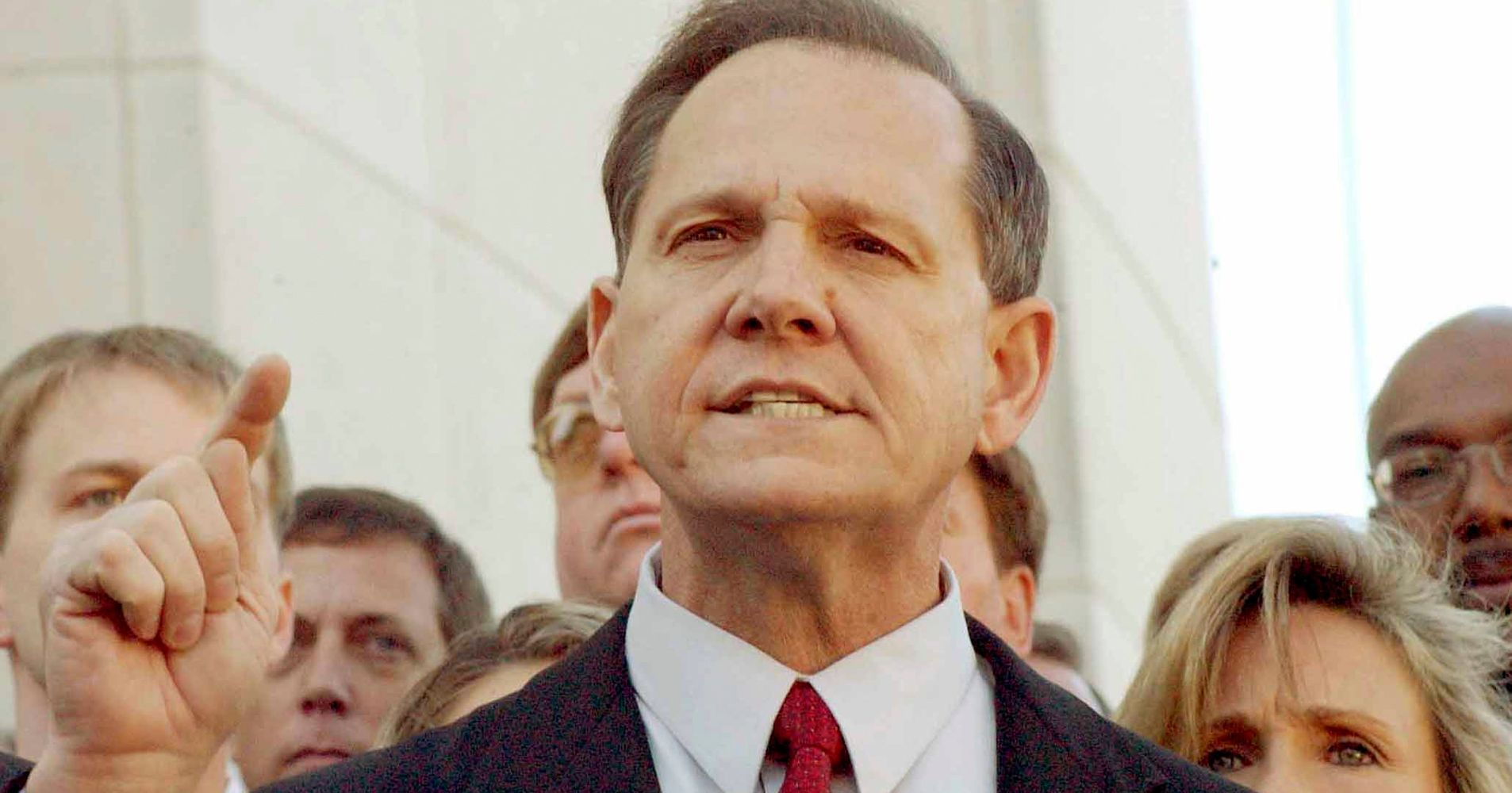 Alabama Front-Runner For U.S. Senate Seat Calls Islam A 'False Religion'