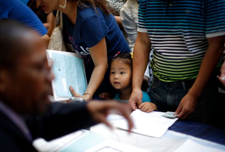 If Chinese-Americans can be seen as American, why can't American-Chinese be seen as Chinese?