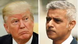 London Mayor Accuses Trump Of Acting Like A