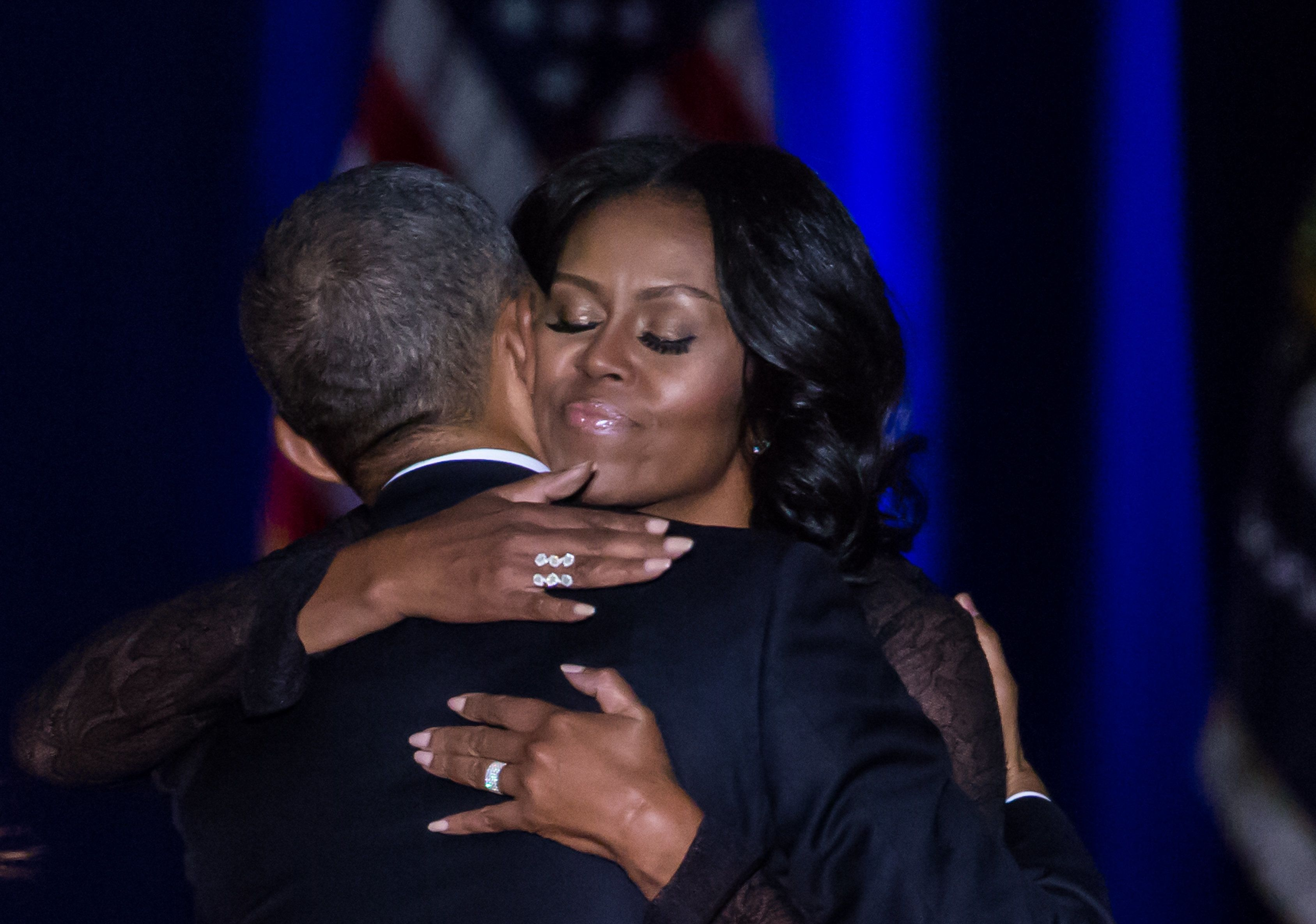 Michelle Obama Addresses Racist Attacks She Endured As First