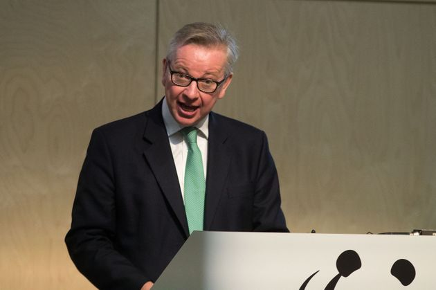 Michael Gove has insisted the UK will not accept chlorinated