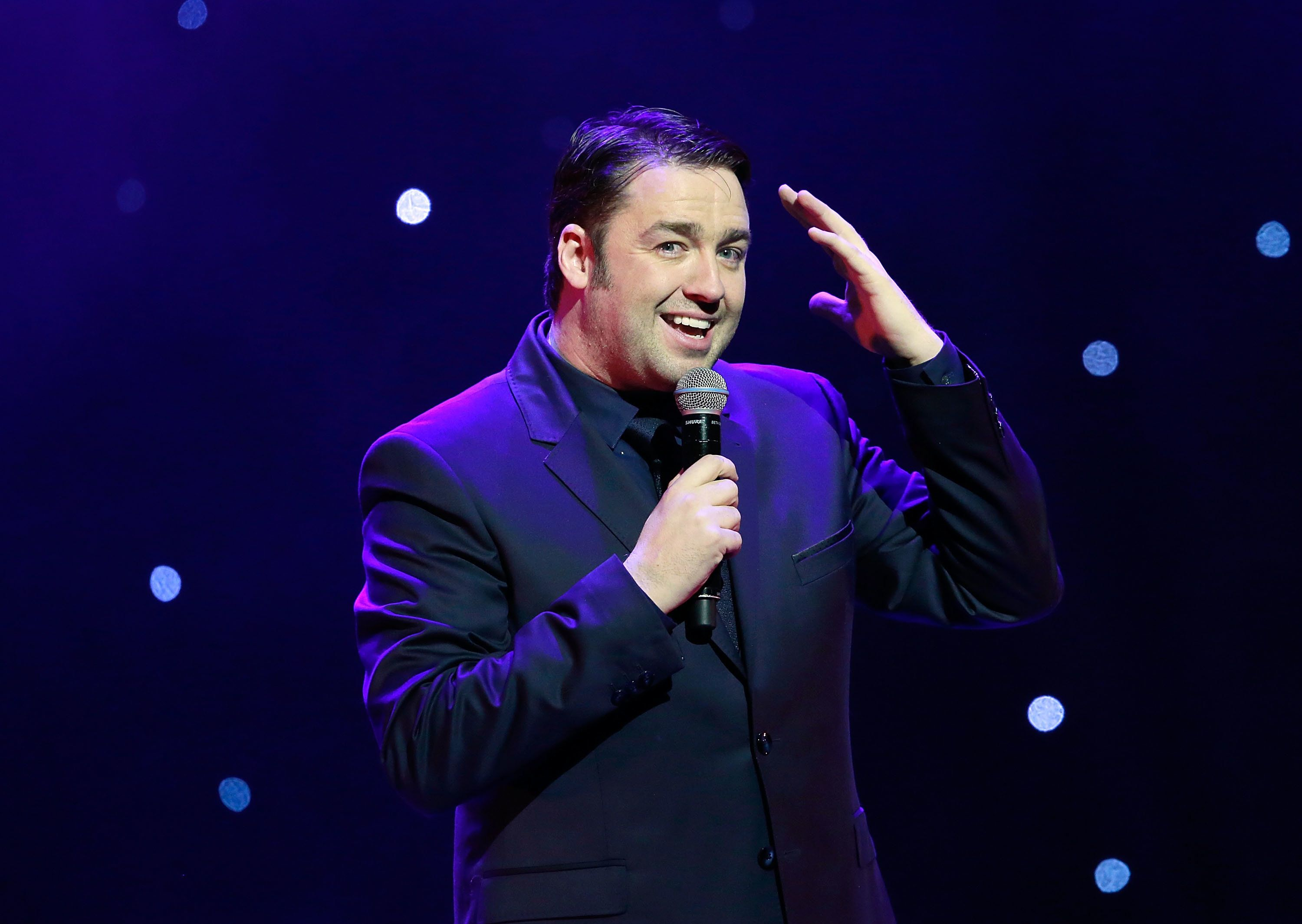 Jason Manford Is The Latest Unlikely Celebrity Releasing A Covers