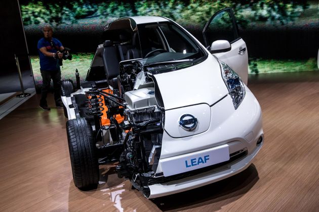 Gas ruled out from powering UK's new electric cars