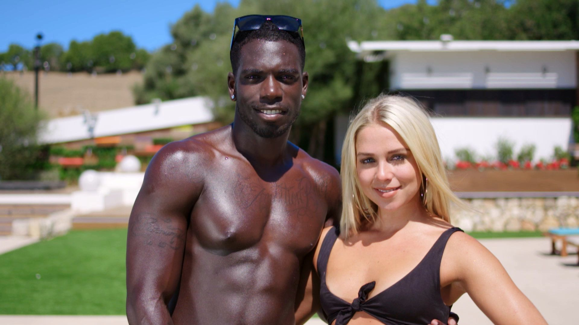 Love Island: Marcel Somerville responds to racist abuse sent to Gabby Allen