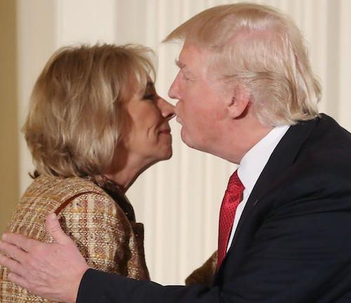 DeVos Dystopia: What Trashing For-Profit College Rules Means