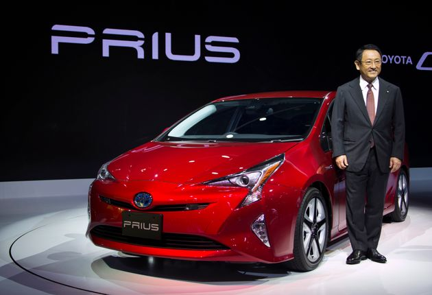 Toyota Battery Breakthrough Could Charge Cars In