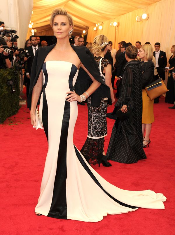 At the Met Gala in New York City.