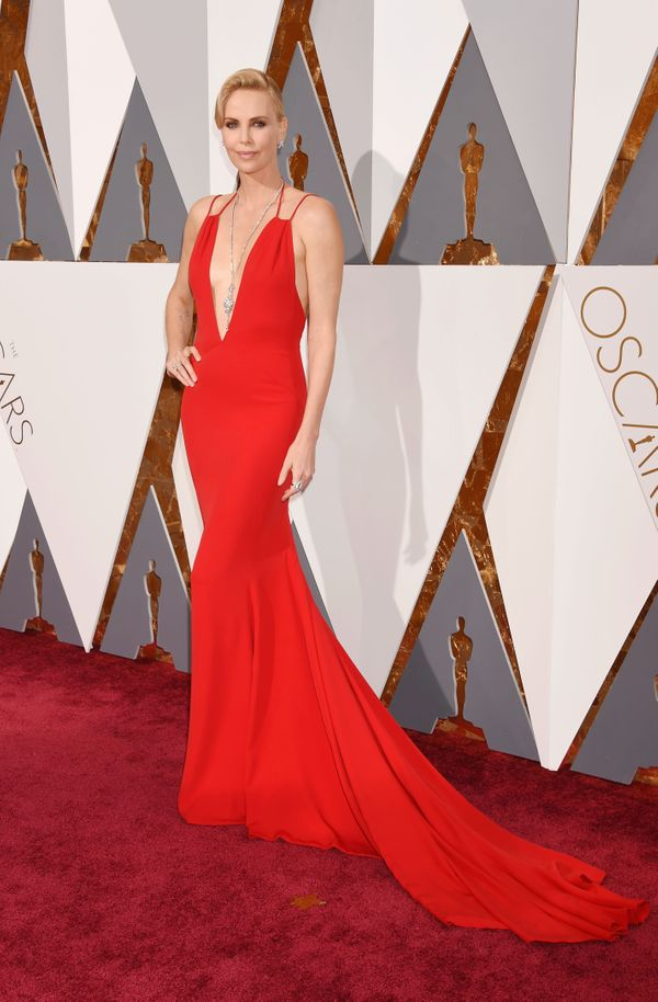 At the Academy Awards.