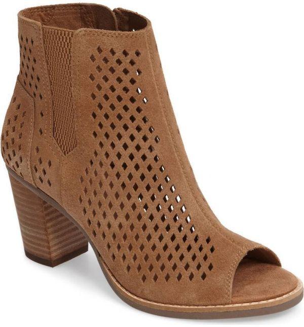 "<strong><a href=""http://shop.nordstrom.com/s/toms-majorca-peep-toe-bootie-women/4613993?origin=category-personalizedsort&"