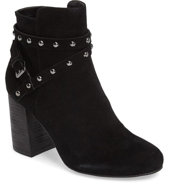 """<strong><a href=""""http://shop.nordstrom.com/s/bp-kolo-flared-heel-studded-bootie-women/4599306?origin=category-personalizedsor"""