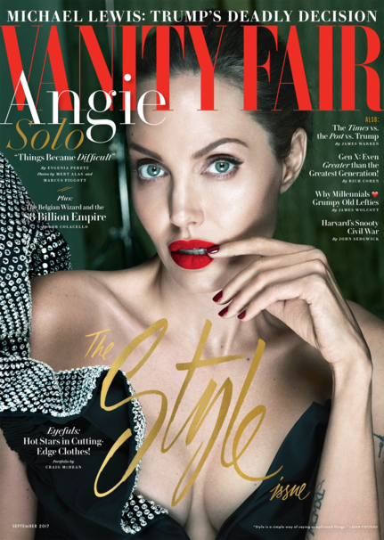 Angelina Jolie One-Ups Brad Pitt With Emotional Interview About