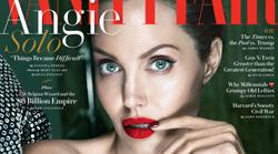 Angelina Jolie habla abiertamente sobre su divorcio de Brad