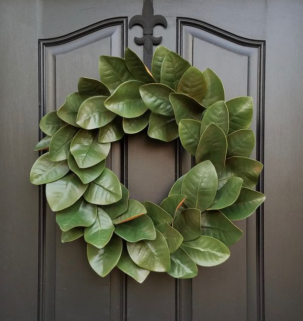 """<strong><a href=""""https://www.etsy.com/listing/280878986/magnolia-wreath-fixer-upper-magnolia"""" target=""""_blank"""">Shop it here fo"""