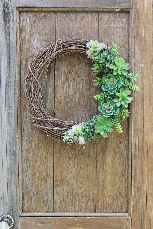 "<strong><a href=""https://www.etsy.com/listing/275830848/succulent-wreath-spring-wreath-summer?ga_order=most_relevant&ga_s"