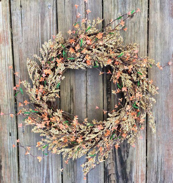 """<strong><a href=""""https://www.etsy.com/listing/286268315/summer-wreath-rustic-spring-wreath?ga_order=most_relevant&ga_sear"""