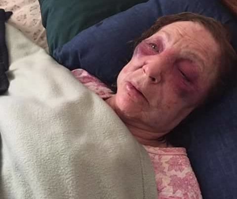 A photo of the victim that was shared by her family on Facebook.