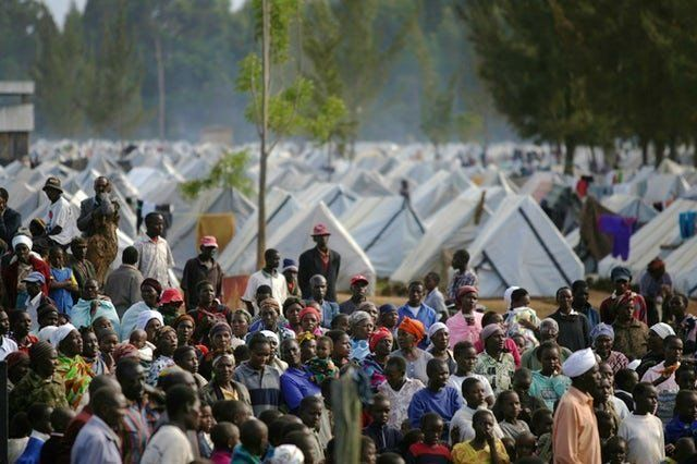 Half a million people were displaced by election violence in 2008, and 900 women were sexually assaulted.