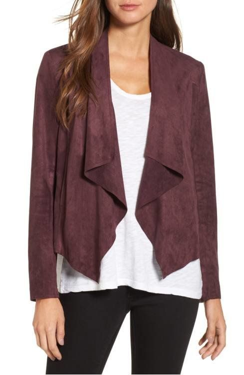 """<a href=""""http://shop.nordstrom.com/s/kut-from-the-kloth-tayanita-faux-suede-jacket-regular-petite/4680516?origin=category-per"""