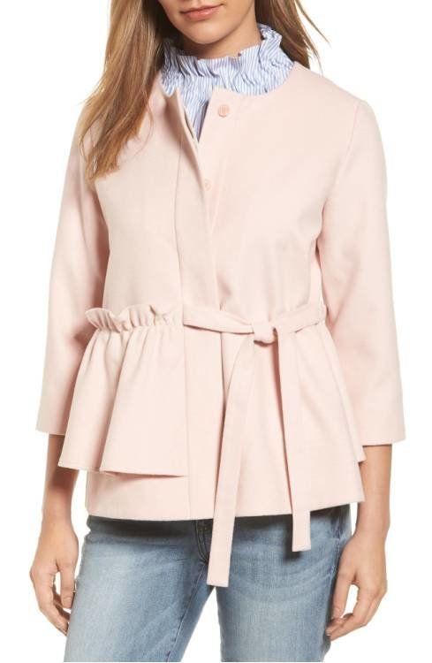 "<a href=""http://shop.nordstrom.com/s/halogen-soft-ruffle-jacket-regular-petite/4544203?origin=category-personalizedsort&f"