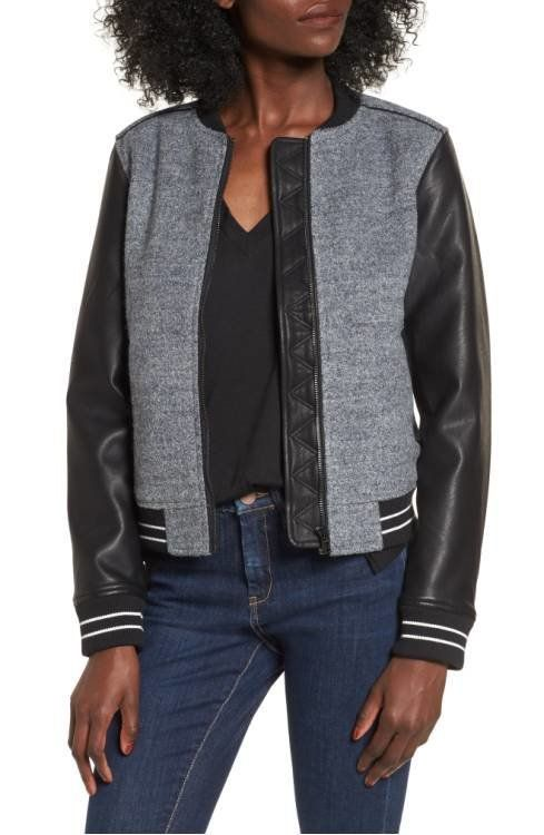 """<a href=""""http://shop.nordstrom.com/s/blanknyc-own-the-night-bomber-jacket/4622666?origin=category-personalizedsort&fashio"""