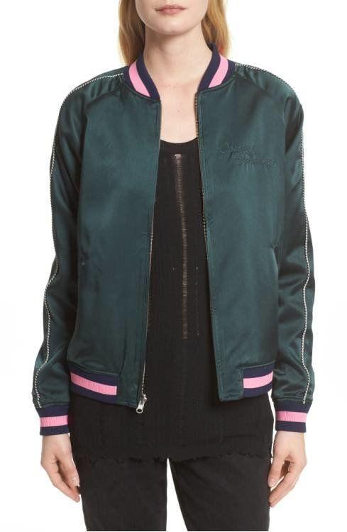 "<a href=""http://shop.nordstrom.com/s/opening-ceremony-reversible-silk-bomber-jacket-nordstrom-exclusive/4618844?origin=catego"