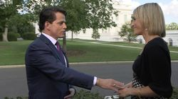 5 Extraordinary Moments From Anthony Scaramucci's Interview With BBC
