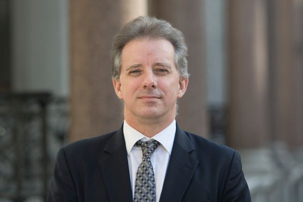 Christopher Steele, a former British MI6 intelligence officer, compiled the bulk of the intelligence as part of a larger anti...