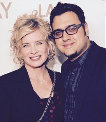 "Emmy Winners Creator and Executive Producer Gregori J. Martin and ""The Bay, The Series"" star Mary Beth Evans"