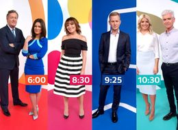 ITV Stars Will 'Never' Have Their Salaries Revealed, Insists Chairman