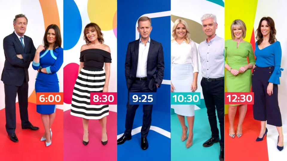 The stars of ITV will never have their pay