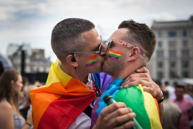 Homosexuality was decriminalised in England and Wales 50 years ago