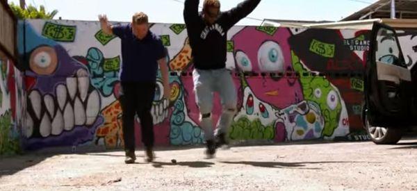 Usher's 'Carpool Karaoke' Had Us All Screaming 'Yeah! Yeah! Yeah!'