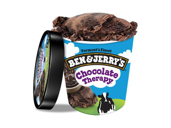 Everything a chocolate lover could possibly hope for, and more.<br><br><i>Chocolate ice cream with chocolate cookies and swir