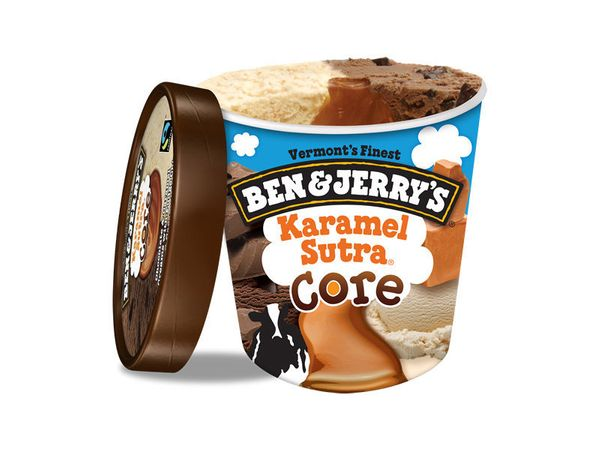 Good name, goodpint, but we don't need this much caramel.<br><br><i>Chocolate and caramel ice creams with fudge chips a