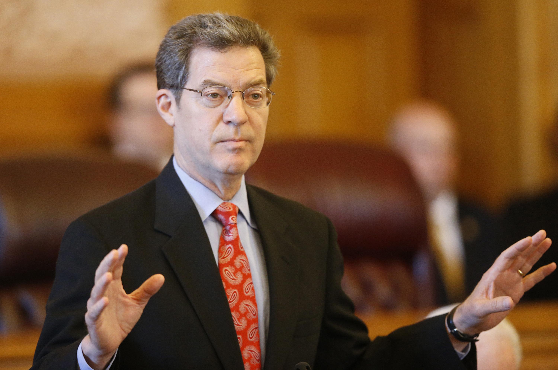 Trump To Nominate Kansas Governor Brownback As Religious Freedom Ambassador