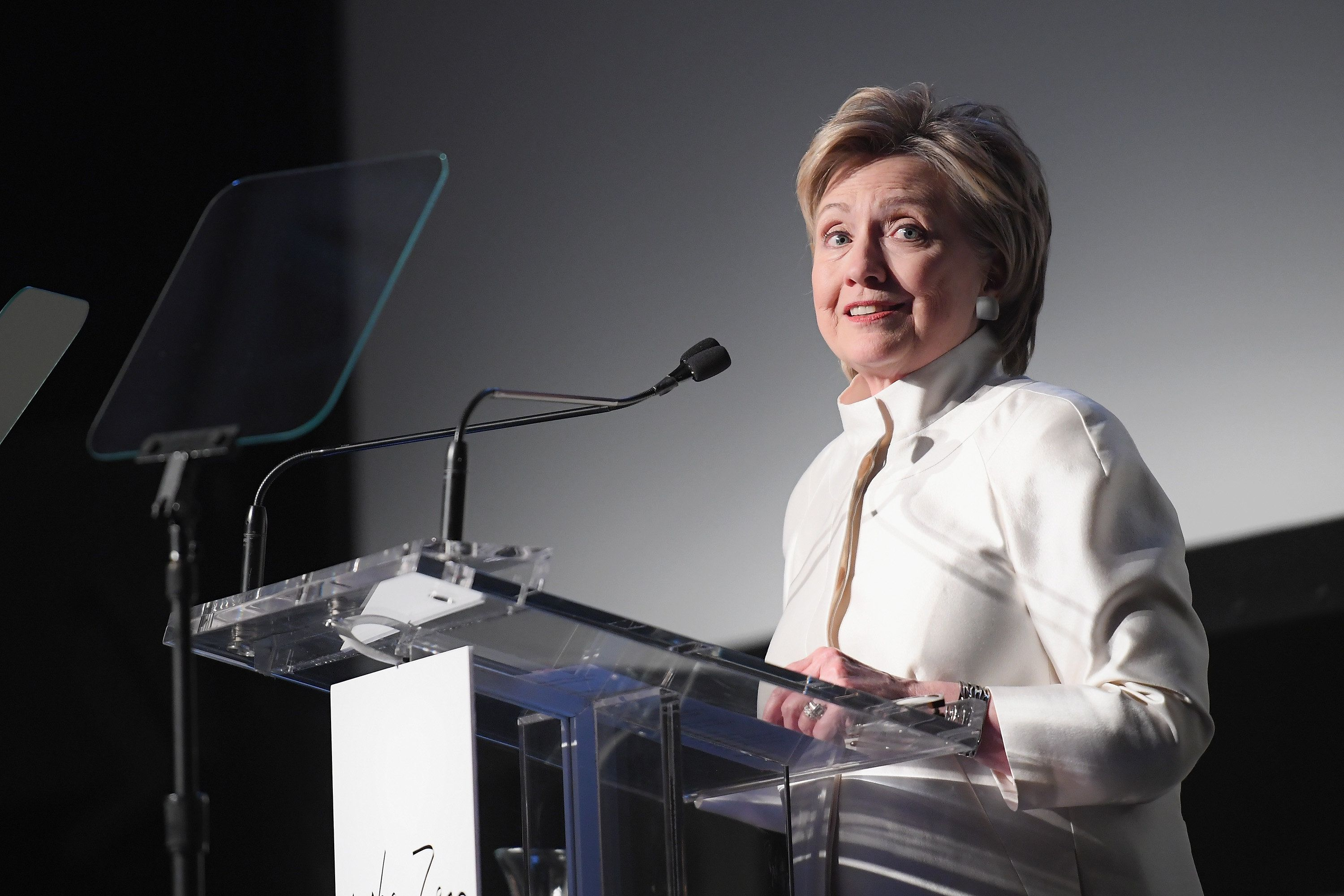 Hillary Clinton's New Book Will Be Called 'What