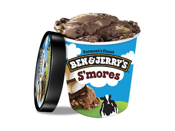 S'mores ice cream is one of the most underrated ice cream flavors out there. It is great.<br><br><i>Chocolate ice cream with